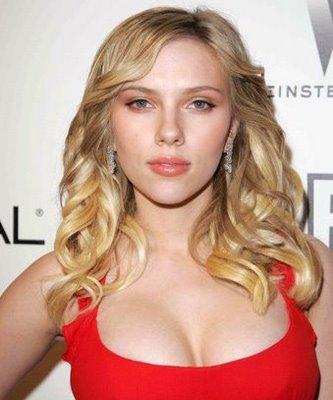 Scarlett Johansson testimonial l'Oreal
