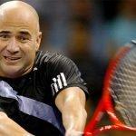 La calvizie ha battuto Il grande Andre Agassi che però è diventato un vincente nella vita