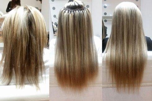 extension capelli