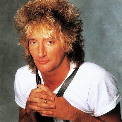 tagli di capelli di Rod Stewart