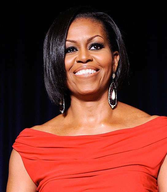 caschetto per Michelle Obama