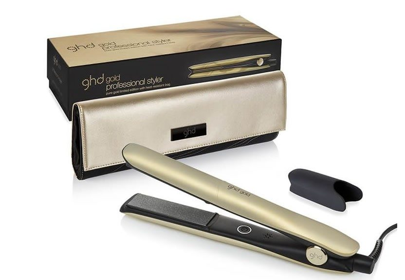 Ghd Gold_Styler Earth Gold
